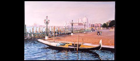 Venetian Scenes
