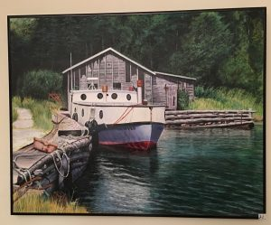 21-Door County and Skipper All Weather Fishing Boat
