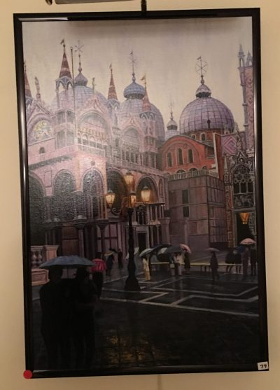 74-San Marco in The Rain
