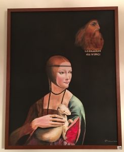 100-DaVinci Ferret