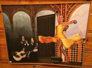 90-Valencia Flamenco Dancer