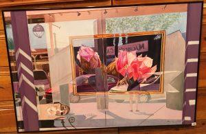 72-Reflection-Scottsdale Main Street - SBG