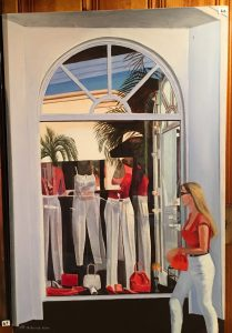 62-Reflection-Red Purse