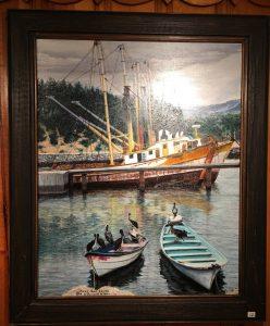 12- Cabo Shrimper Boats