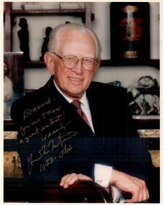 Senator Howard Metzenbaum Photo